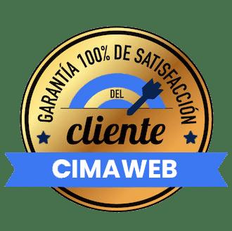 garantia-satisfaccion-cliente-cimaweb-footer