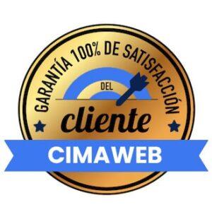 sobre-cimaweb-garantia-satisfaccion-cliente