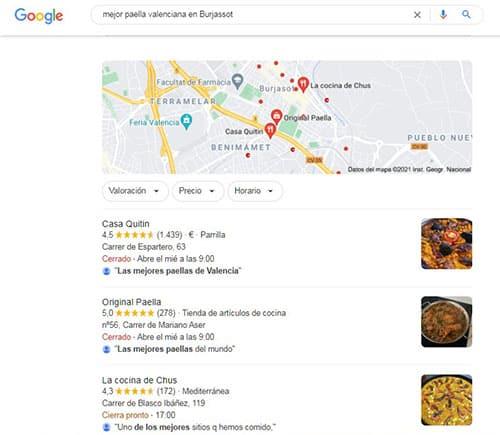 seo-local-mejor-paella-valenciana-burjassot